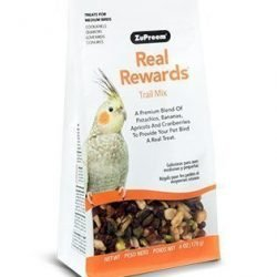 ZuPreem Real Rewards Trail Mix for Medium Birds (6oz)