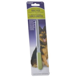 Safari Dog and Cat Nail File - Stainless Steel