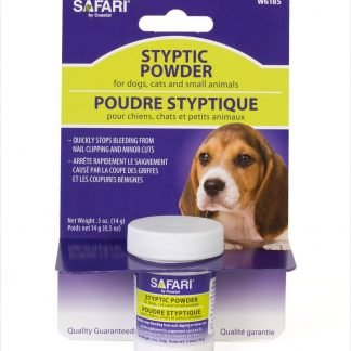 Safari Styptic Powder for Dogs