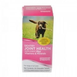 Sentry Joint Health Supplement - Advanced Strength  (30 Chewable Tablets)
