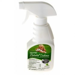 Sentry Natural Defense Flea & Tick Spray for Cats & Kittens