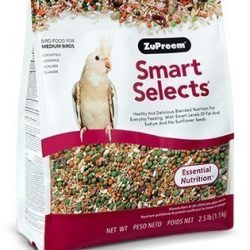 ZuPreem Smart Selects for Medium Birds (2.5lb)