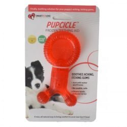 SmartPetLove Pupcicle Teething Aid - Red