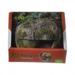 """Zilla Rock Lair for Reptiles (Large - (11""""L x 8""""W x 6""""H))"""