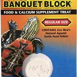 Zoo Med Aquatic Turtle Banquet Block (Giant (1 Pack))