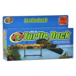 """Zoo Med Floating Turtle Dock (Large - 40 Gallon Tanks (18"""" Long x 9"""" Wide))"""