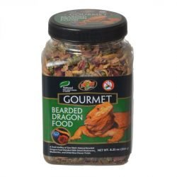 Zoo Med Gourmet Bearded Dragon Food (15 oz)