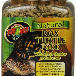 Zoo Med Natural Box Turtle Food - Pellets (20 oz)