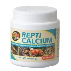 Zoo Med Repti Calcium Without D3 (8 oz)