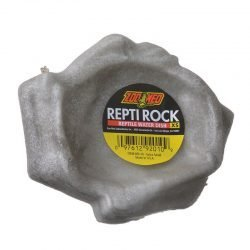 """Zoo Med Repti Rock - Reptile Water Dish (Small (5.5"""" Long x 5"""" Wide))"""
