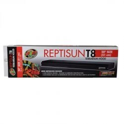 """Zoo Med Reptisun T8 Terrarium Hood (24"""" Fixture without Bulb (24"""" Bulb Required))"""