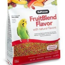 ZuPreem FruitBlend Small Birds (.875lb)