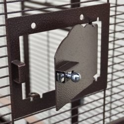 King's Cages Superior Line Flight Cage