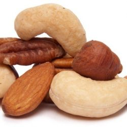 Raw Mixed Nuts (Shelled)