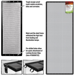 Zilla Fresh Air Screen Cover 48X18