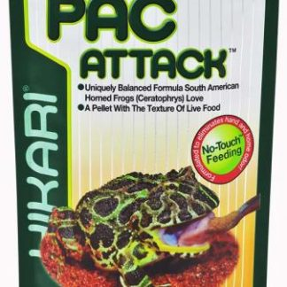 Hikari Packman Frog PAC Attack Food 1.41oz