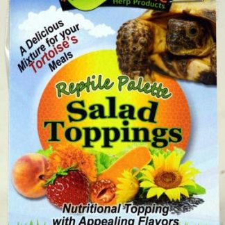 Nature Zone Salad Toppings Tortoise 2oz