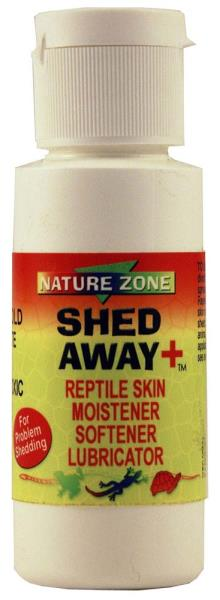 Nature Zone Shed Away 2oz