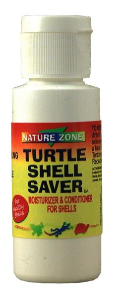 Nature Zone Turtle Shell Saver 2oz