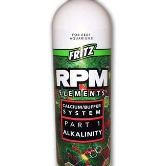 Fritz RPM Elements Calcium/Buffer System Part 1 Alkalinity 16oz
