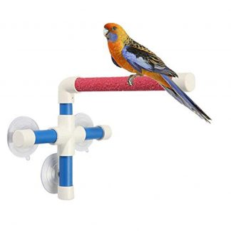 Portable Suction Cup Shower Perch Stand