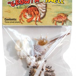 Zoo Med Hermit Crab Growth Shell Small 3pk