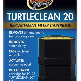 Zoo Med TurtleClean 20 Replacement Filter Cartridge