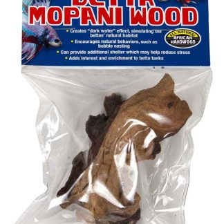 Zoo Med BETTA MOPANI WOOD BA10