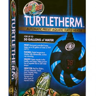 Zoo Med Turtletherm Automatic Preset Aquatic Turtle Heater  (150 Watt (Up to 50 Gallons))