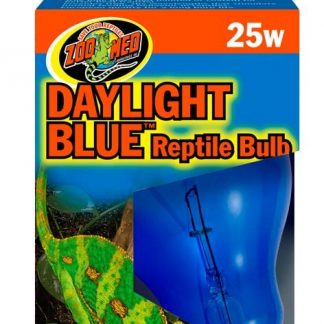 Zoo Med Daylight Blue Reptile Bulb 25W