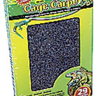 Zoo Med Cage Carpet 13 x 48in 55gal
