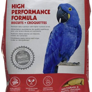 Tropican High Performance Sticks and Biscuits for Parrots (3.3lb)