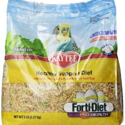 Kaytee Forti-Diet Pro Health Egg-Cite! Parakeet Food