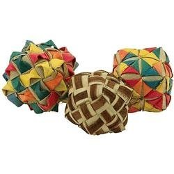 Diamond Woven Foot Toy Large