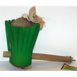Bamboo Flower w/ Handle