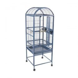 Dome Top Parrot Cage by A&E Cages - Wrought Iron ::2.5 mm
